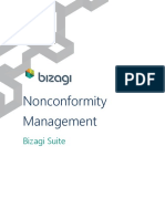 Nonconformity Management - Description
