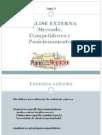 Aula 5 - Mercado e Competidores