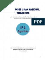 Buku Sukses Un Ipa Fisika Smp 2017-2018