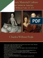 Portrait Artists - Peale, C.W. 2