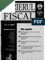 Curierul Fiscal Iunie 2009