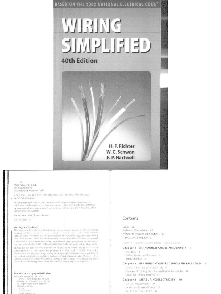 Electrical wiring simplified cheapraybanclubmaster Choice Image
