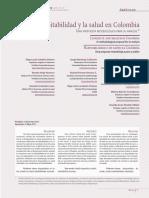 La Habitabilidad y La Salud en Colombia