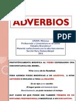 Adverbios- Resumen