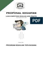 Proposal Ukk Tata Busana