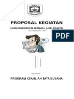 Proposal Ukk Tata Busana