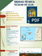 Exposición de Petrología Ígnea