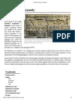 Shailendra Dynasty - Wikipedia