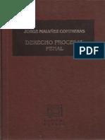 DERECHO PROCESAL PENAL - JORGE MALVÁEZ CONTRERAS.pdf