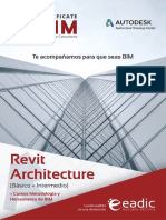 Revit Architecture Basico + Intermedio