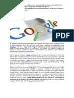 1. Google Lanza Google Drive, Su Sistema de Almacenamiento en La Nube.