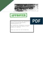 Sinclair Zx Spectrum 48K Service Manual