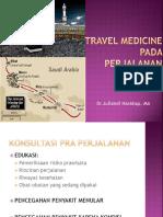 Travel Medicine Pada Perjalanan Haji