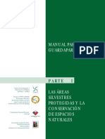 Manual de Los Guardaparques