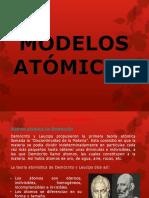 MODELOS-ATÓMICOS
