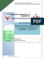 PERFIL SAP AGOMARCA- C.P. PARIAMARCA+
