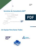 Delta - Presentación de Servicios SAP V2