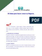 50 ideas para hacer crecer su negocio.doc.pdf