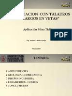 Metodo Explotacion Subterranea Ticlio