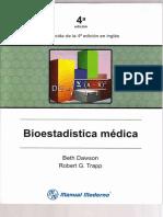 Bioestadistica Medica