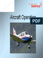 Aircraft Operation
