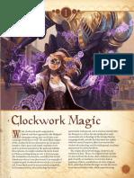 Deepmagic Clockwork Preview 2