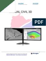 Manual Microgeo Civil 3D 28-03-2011