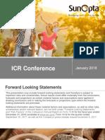 STKL SunOpta ICR Presentation Jan 2018 _vFINAL