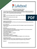 Graduate Msc Research Proposal Template