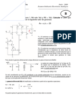 [2º] Examen Analógica Jun 09 Guia-solucion_B