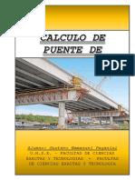 Puentes - Portada