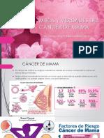 Mitos y y Verdades Del Cáncer de Mama