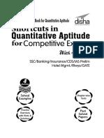 Shortcuts in Quantitative Aptitude Competitive Exams by Disha Experts (1)