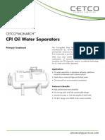 CPI Oil Water Separators