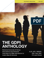 Gdpi Anthology