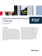 Nonlinerity Measurement