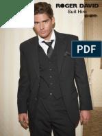 Roger David Suit Hire Catalogue June 2012