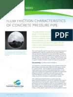 ACPPA TechSeries 11 FlowCharacteristics