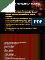Prosedure IV