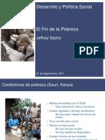 Presentacion - El Fin de La Pobreza
