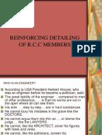 ACI Detailing Notes