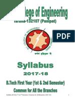 B.Tech-1st-year