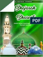 Shajrah Shareef ( Silsilah Aaliyah Qaadiriyah Barakatiyah Razviyah Nooriyah )