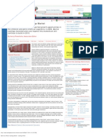 Marine & Offshore Coatings Market - Coatings World