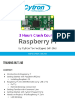3 Hours Raspberry Pi Crash Course