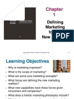Kotler Marketing Management ppt Ch 01