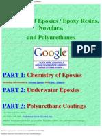 Chemistry of Epoxies _ Epoxy Resin, Novolacs, And Polyurethanes