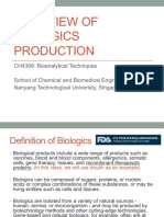 CH4306 Lec 00 Biologics Production