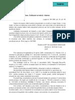 Buletin de Jurisprudenta in Dimeniul Proprietatii Intelectuale National