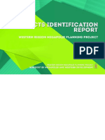 Project Identification Report